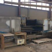 CNC Brembana CMS - Speed 236 - 4 ejes mármol y granito