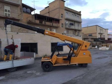 Mobile crane Omar 50Ql