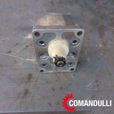 Motore e pompa idraulica Casappa per lucidacoste a nastro e banco - Comandulli