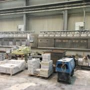 Polishing line granite slabs FMeccanica FLG220022T