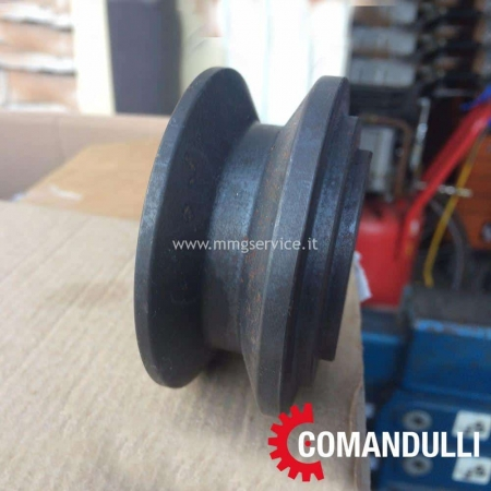 Wheel for edge polishing machine with bench - Comandulli System 180 / Rapid System