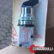 Valve for belt and bench edge polishers - Comandulli