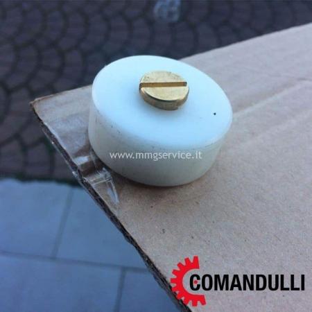 Screw for probe for Comandulli edge polishers