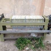 Filtropressa manuale Galigani 27/320