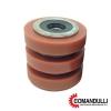 Slab holder wheels Comandulli