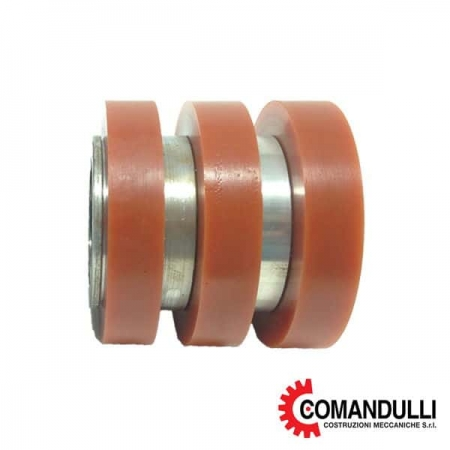 Slab holder wheels Comandulli