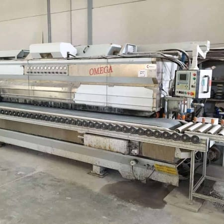 Edge polisher Comandulli Omega 60