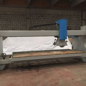Bridge saw monoblock Emmedue Globo PLC