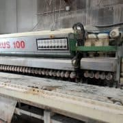 Edge polisher C.M.G. Taurus 1008PPTA