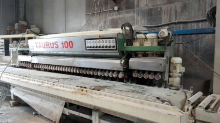 Edge polisher C.M.G. Taurus 1008PPTA