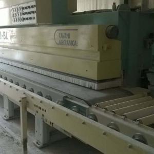 Lucidacoste Cavani Meccanica Maxi BL costa dritta e toro