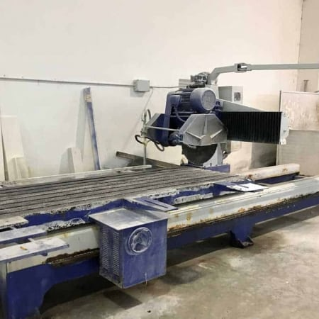 Banner tile saw Hanker Gain HGMC-600-2S - Blade 600 mm