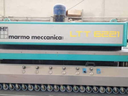 Edge Polisher Marmo Meccanica LTT6221 flat and round edges