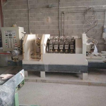 Edge polishers baseboard CMPI - LA 80