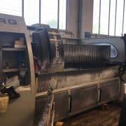 CNC Bavelloni NRG 250 - 3 ejes