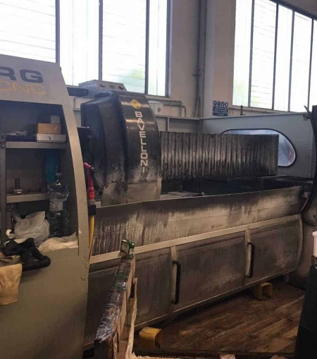 CNC Machine Bavelloni NRG 250 - 3 axes