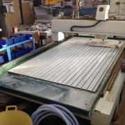 Macchina CNC modello SD-1525 - 3 Assi