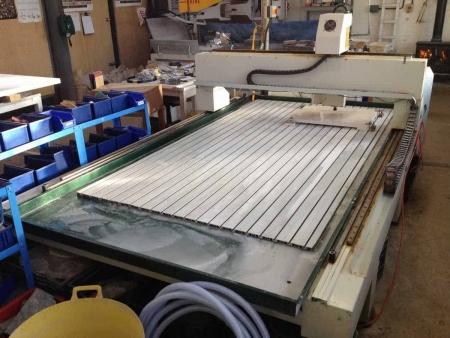 CNC Machine SD-1525 - 3 axes