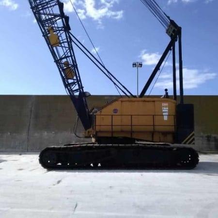 Crawler crane American Hoist 9310 – 200 Tons