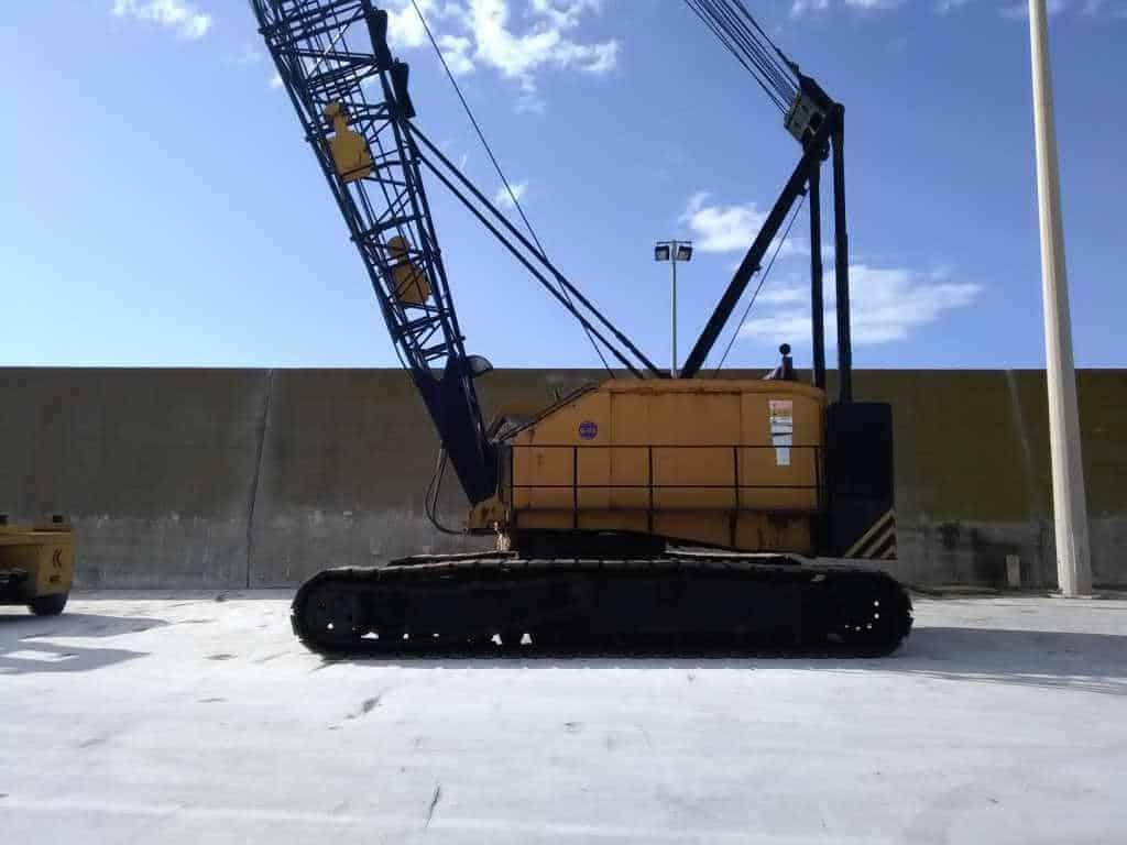 Crawler crane American Hoist 9310 – 200 Tons   MMG Service srl