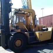 Forklift Kalmar 25D - 25000 Kg