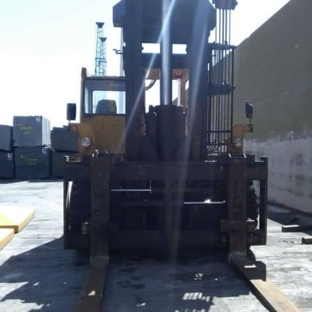 Forklift Lidhult 30D - 30 Tons