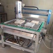 CNC MacSystem Alvin 2.2K - 3 Axes