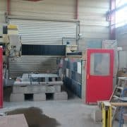 CNC Omag Mill98 - 4 axes