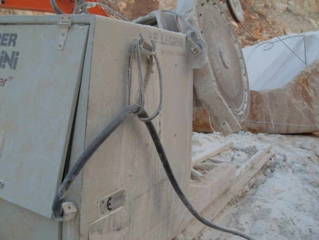 Diamond Wire Saws for quarry - Telediam TD 65 S (1999)