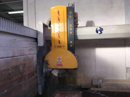 Bridge saw Breton Spider FRPC 800 - 3 Axes