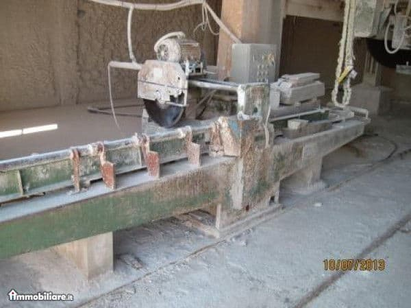 Cross cutter Barsi 600