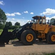 Wheel loaders Volvo BM 4500