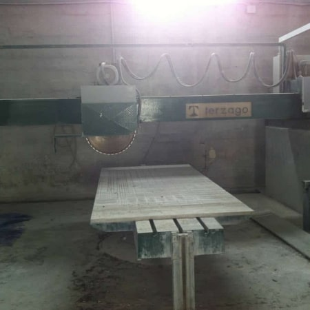 Bridge Saw Terzago GLS 37 - Blade 725 mm