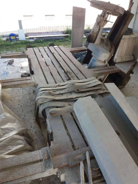 Banner tile saw Tongiani - Blade 500 mm