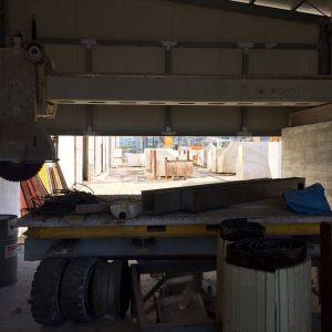 Bridge Saw CNC Terzago Forma – 4 Axes – Blade 1000