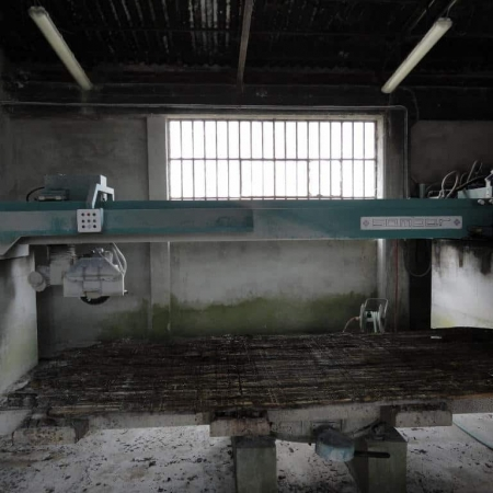Bridge saw Gregori Sambar - Blade 700 mm