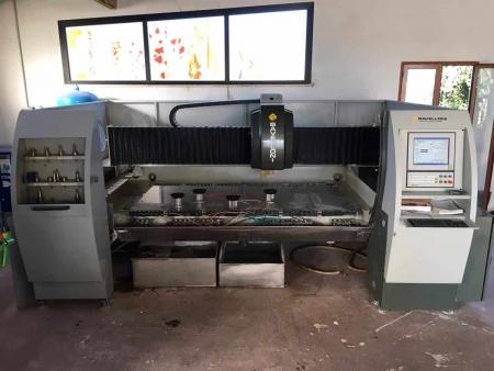 CNC Machine Bavelloni NRG 250 – 3 axes (cn846)