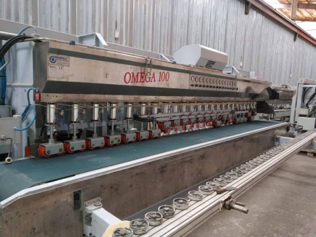 Edge polisher Comandulli Omega 100