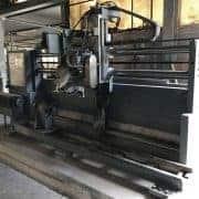 Hydraulic Lathe - CortinovisHydraulic Lathe - Cortinovis