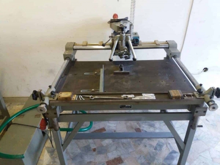 Pantografo manuale Incimar MC800 - N° 1