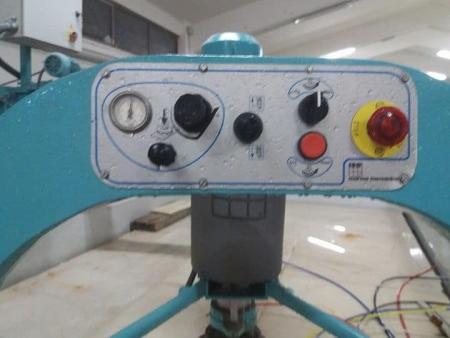 Manettone lucidatrice a colonna Marmo Meccanica HPB.2
