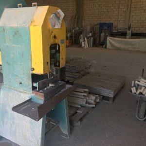 Vertical splitting machine Mascanzoni ML1/04