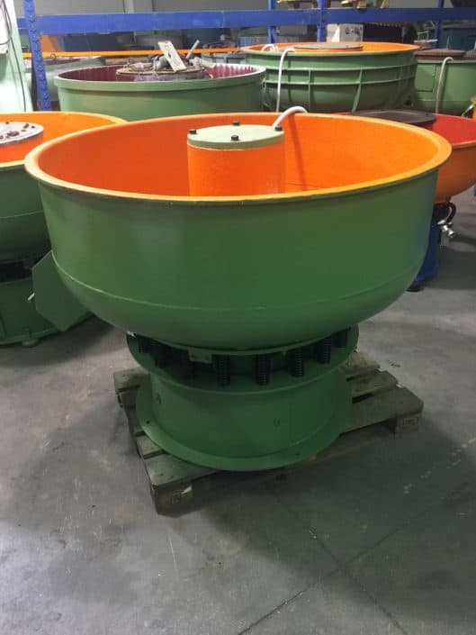 Tumbling machine - vibratori - buratti
