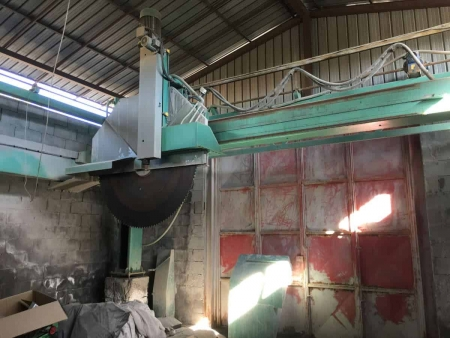 Block cutter Comepp - Blade 2200 mm - Marble and granite