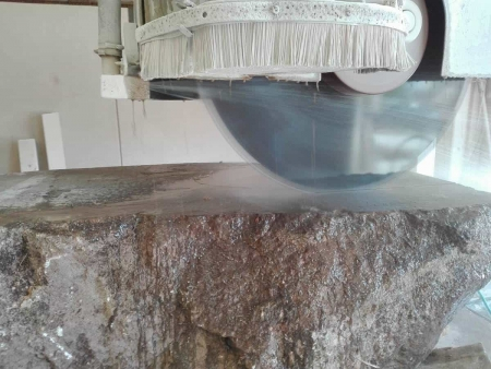Block cutters Laiti e Petronilli LMG - Blade 1200 - marble and granite
