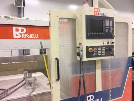 CNC Machine Ravelli Teorema XB - 5 Axes