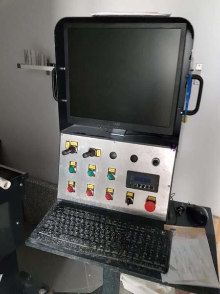 Pantografo CNC Helios Evo - 3 Assi
