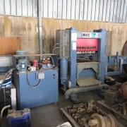 Maquina de corte Mec P2 – 90 Ton