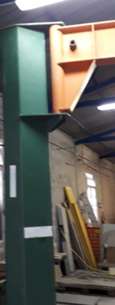Jib crane Manzelli CT100-6 -- 1000 Kg