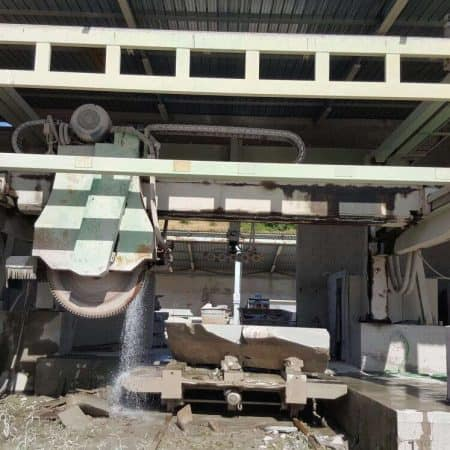 Block cutter Pedrini M585GZ-34 - Blade 1700 mm